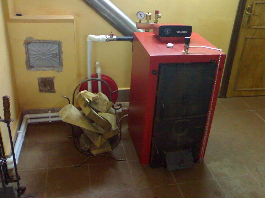 Преимущества и недостатки газового  отопления